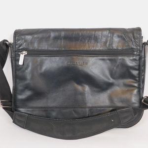 Kenneth Cole Reaction Black Laptop Bag CL2480 1119